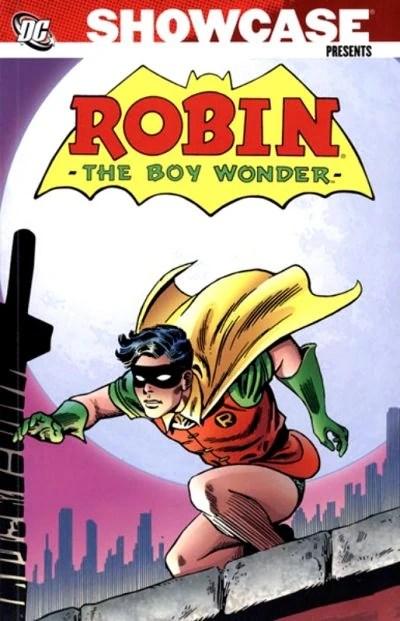 Showcase Presents: Robin, the Boy Wonder Vol. 1 (Collected ...