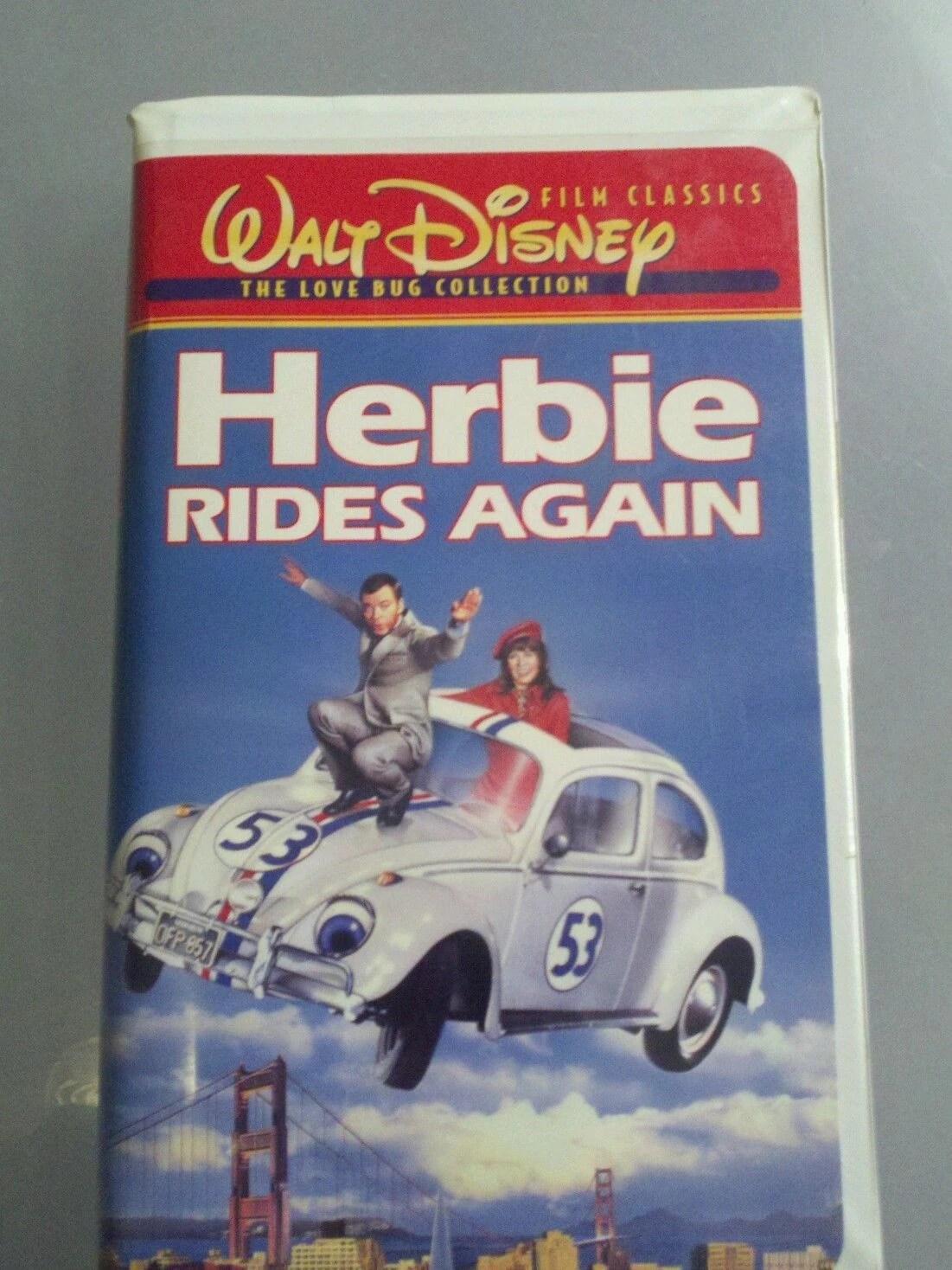 Opening To Herbie Rides Again 1997 VHS (Fake Version ...