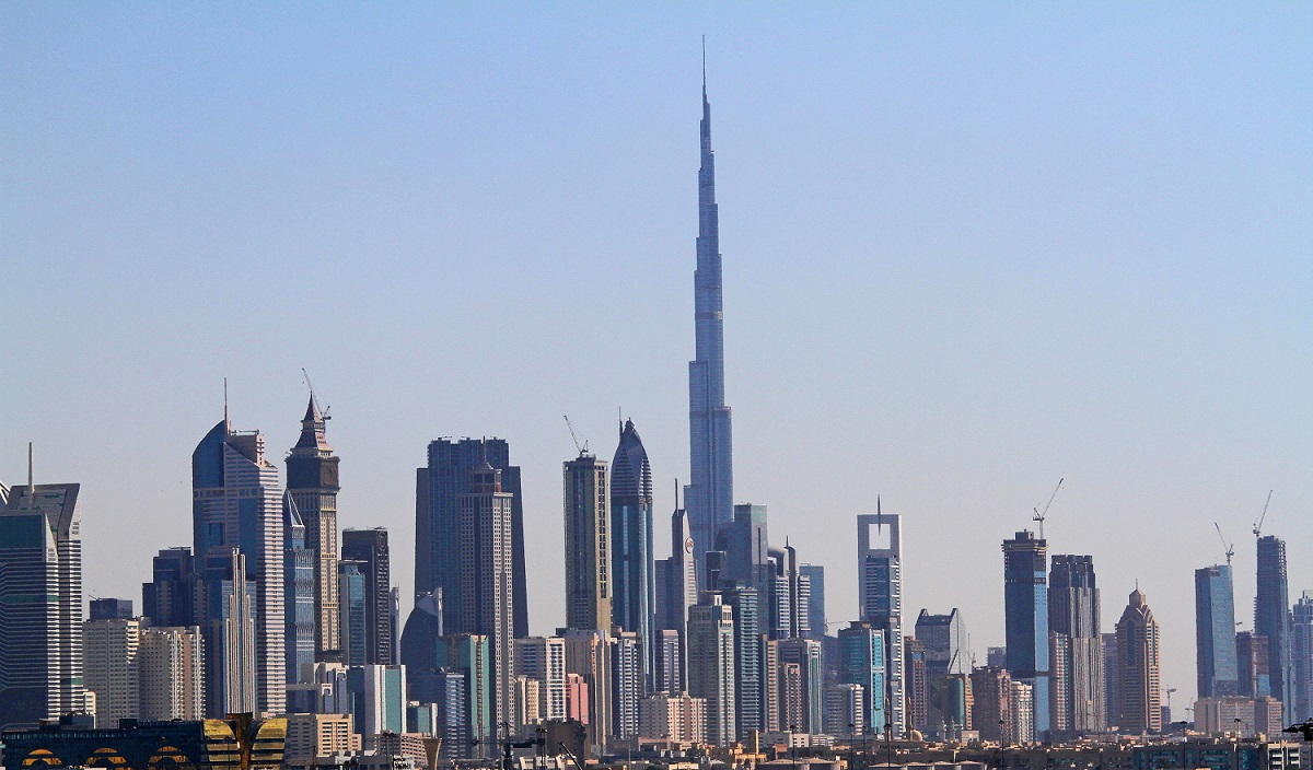 Top 5 Vertical Cities In The World My Blog City By
