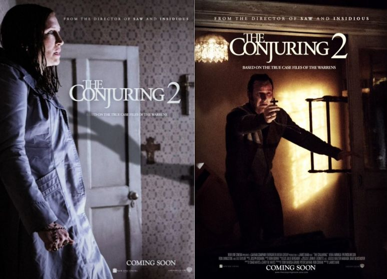 The Conjuring 2 (English) full movie dvdrip mp4 download