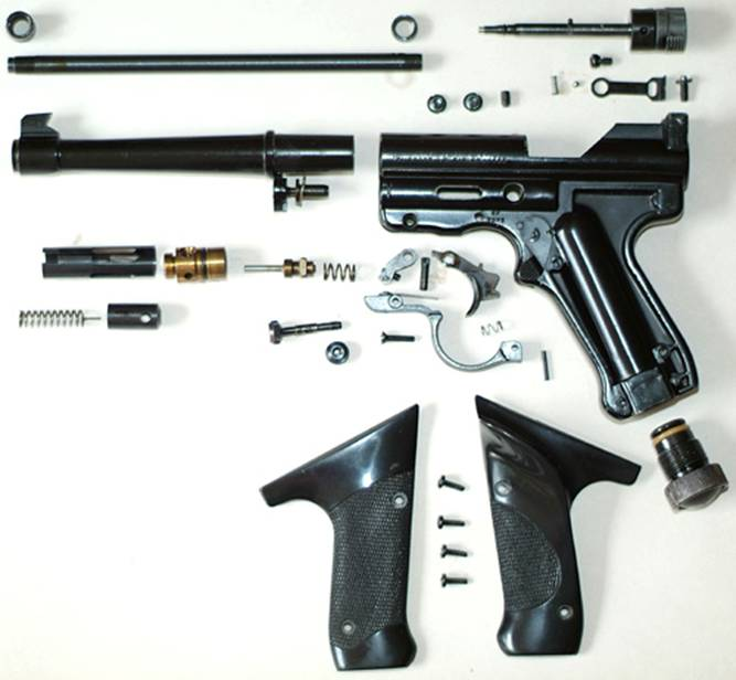 Crosman 150 Valve Parts