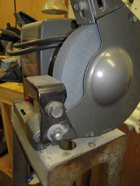 Photo Index Sears Craftsman 397 19391 Bench Grinder