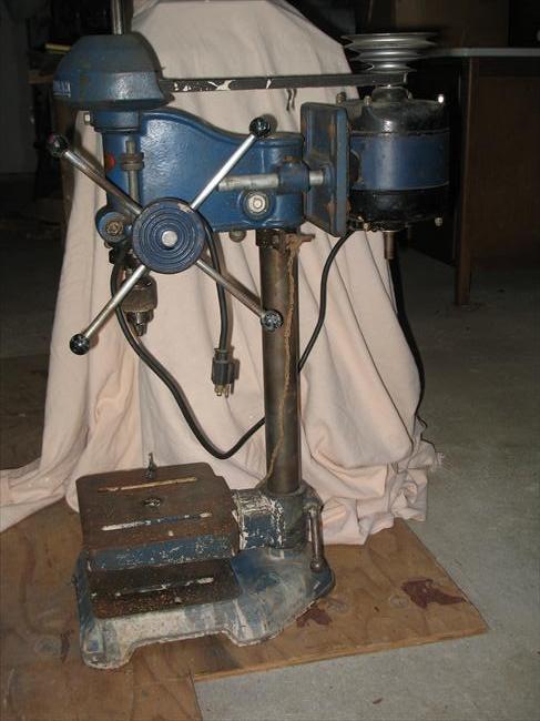 Photo Index Sears Craftsman Bench Top Drill Press