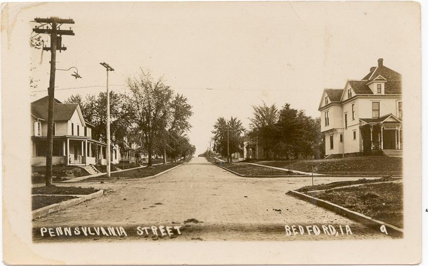 Bedford Iowa Photos