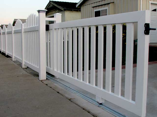 Sliding Deck Gate Hardware