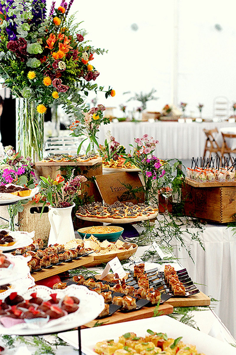 Full Service Catering For Events Violet Oon Singapore S