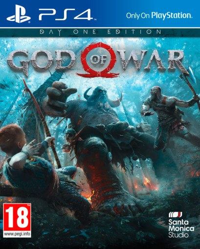 God of War   Games   PS4   Gaming   Virgin Megastore God of War