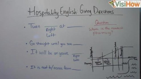 Give Directions to Hotel Guests Using Proper Hospitality and Hotel     Give directions to a Hotel guest using proper hospitality and hotel  English mp4 canvas40