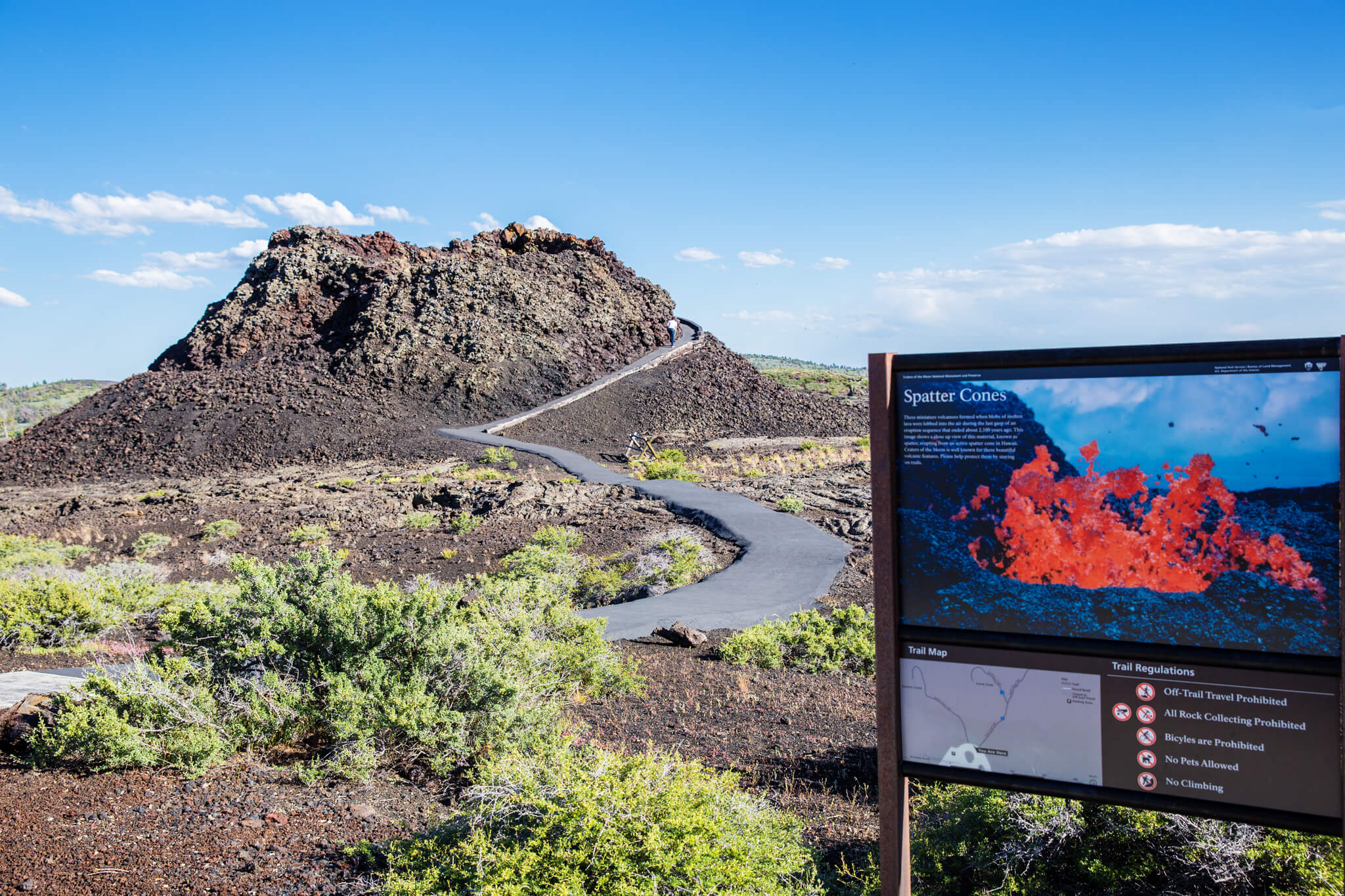 Craters Moon National Monument And Preserve Idaho