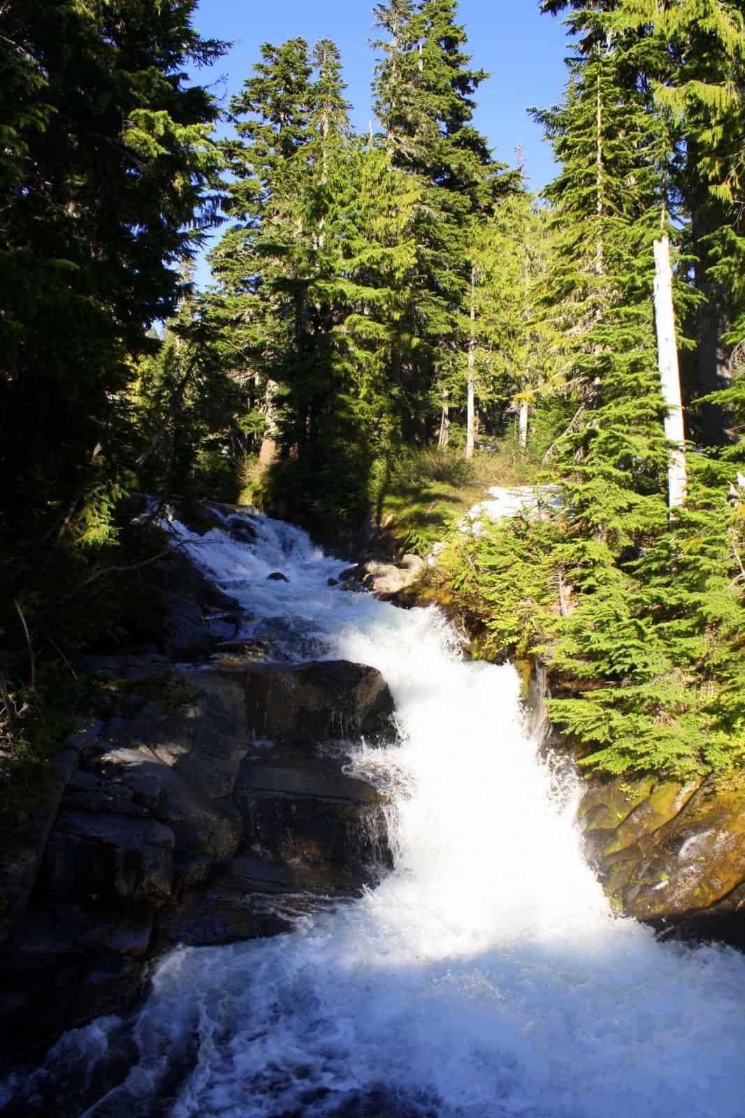 Ruby Falls Visit Rainier