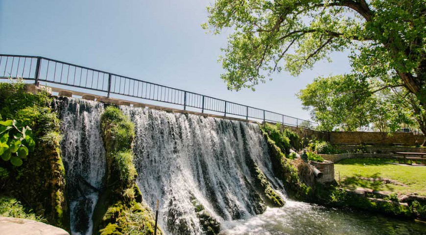 Texas Travel  Places To Visit In Texas During The Summer   San Saba Texas Travel  San Saba Summer Edition