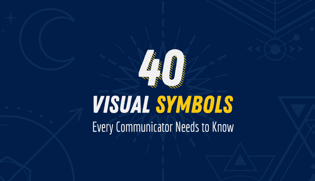 Symbols and Meanings: 40 Visual Symbols Every Communicator ...