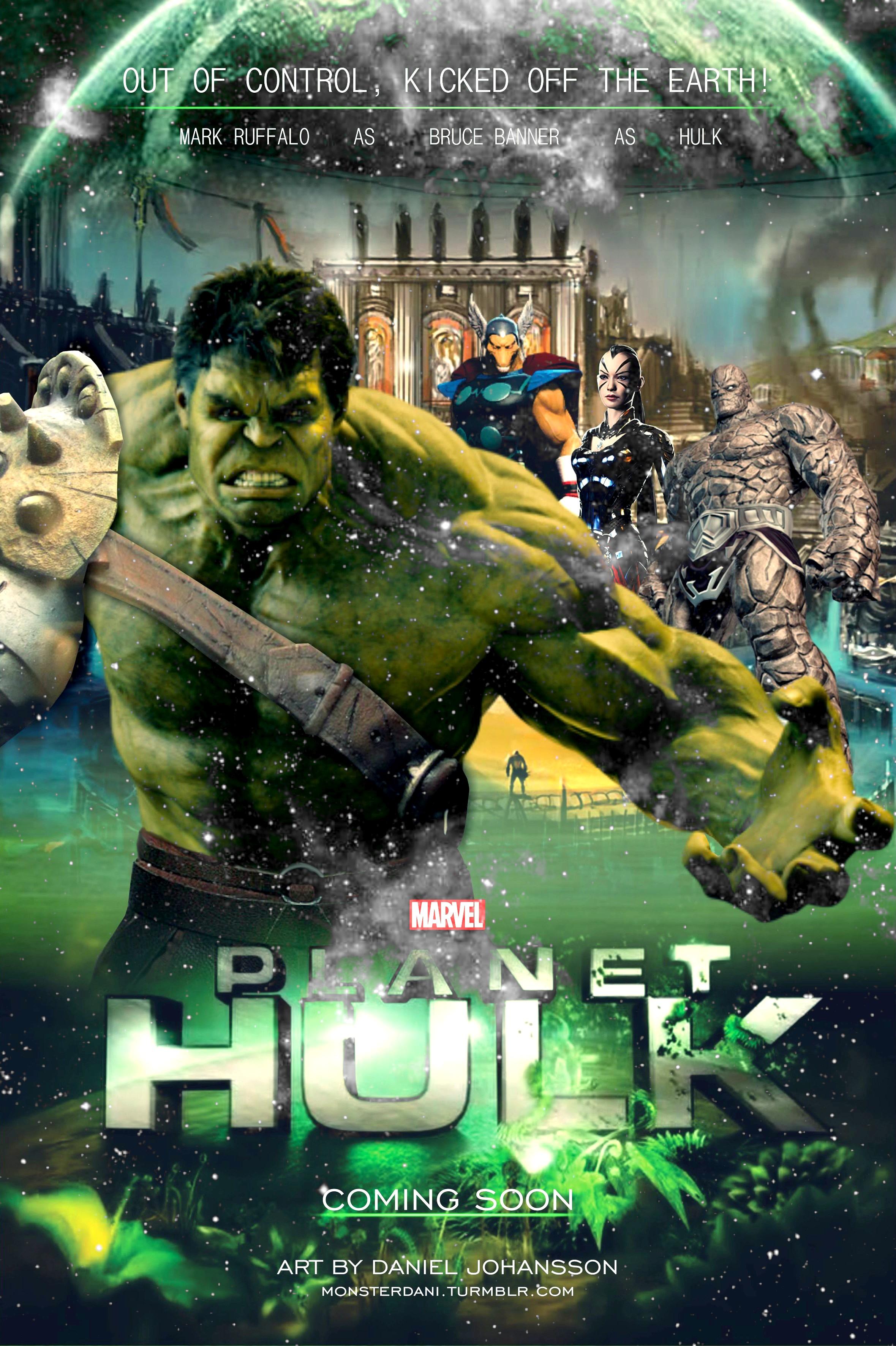 planet hulk movie - HD2359×3542