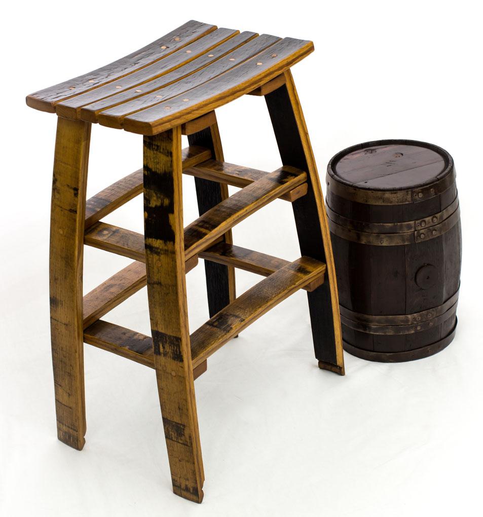 50 Wine Barrel Bar Stools You Ll Love In 2020 Visual Hunt