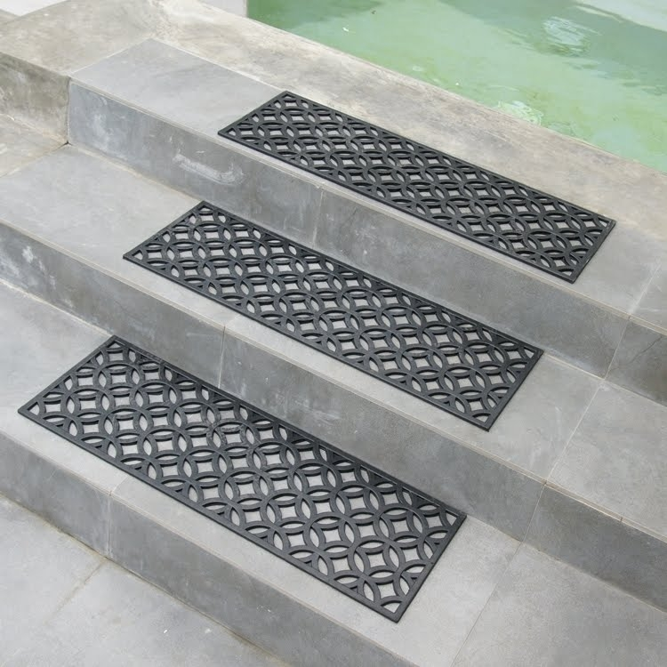 50 Outdoor Rubber Stair Treads You Ll Love In 2020 Visual Hunt   Indoor Outdoor Stair Treads   Rubber Cal   Slip Backing   Waterhog   Nance Industries   Ellsworth Indoor