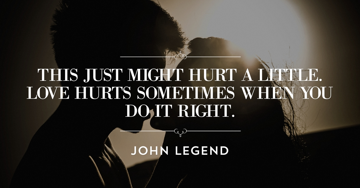 Sometimes Love Hurts Quotes