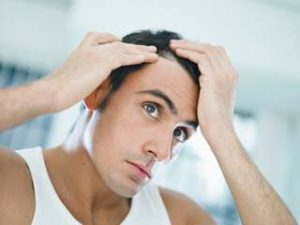 Hair loss affects