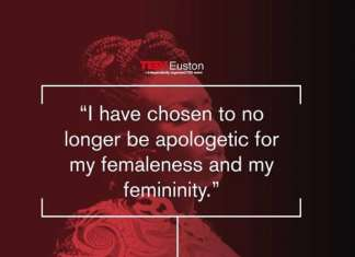 Chimamanda Adichie at TEDxEuston - we should all be feminists