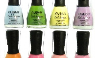Support the Cure with Nubar Nail Polish