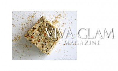 Raw Hemp & Chia Seed Energy Bars