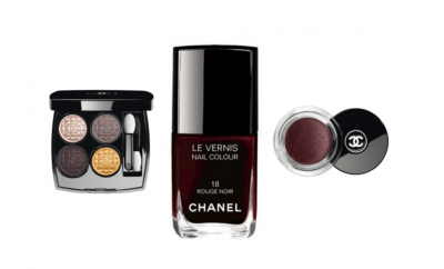 Chanel's Rouge Noir is Back for the Holidays