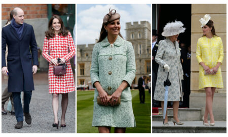 20 Best Pregnancy Looks Worn by Kate Middleton