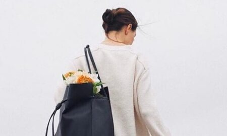 This High Fashion Vegan Tote Bag is a Must-Have for Every Fashionista