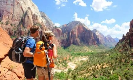 The Best Places to Stay Near Zion National Park!