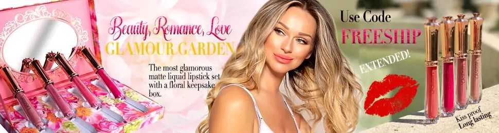 Glamour Garden Box Sets