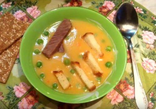 ซุปเนื้อถั่ว