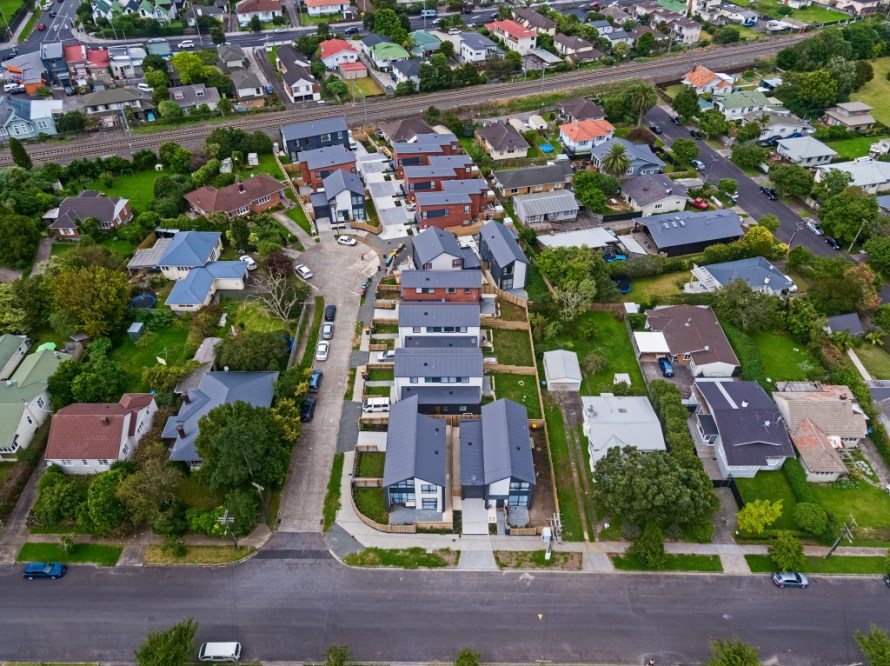 Housing New Zealand Intensification Project Wins Award