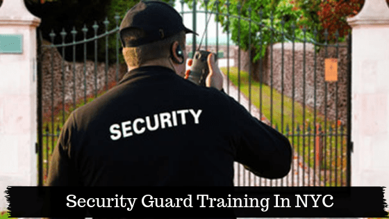 Security Personal Nyc