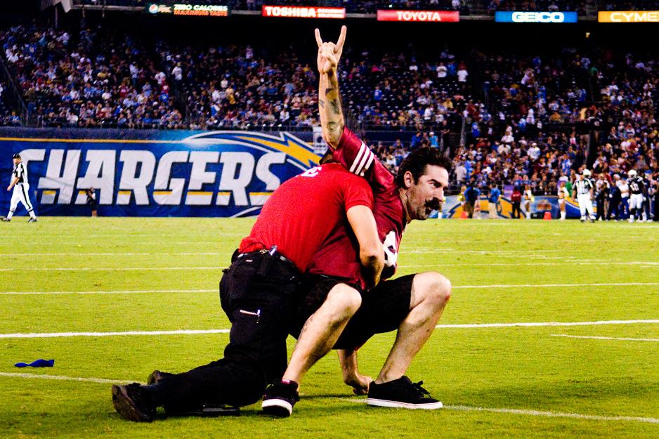 Security Guard 49ers