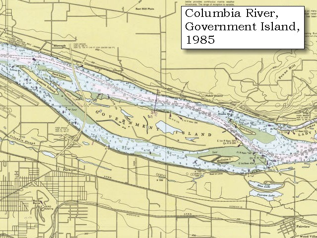 Corps Of Engineers River Charts
