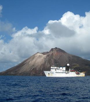 USGS: Volcano Hazards Program NMI Farallon de Pajaros