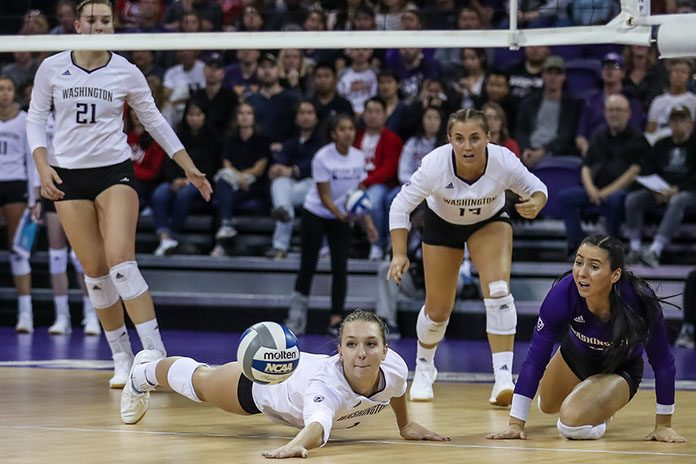 women's volleyball ncaa tournament 2019 - 696×464