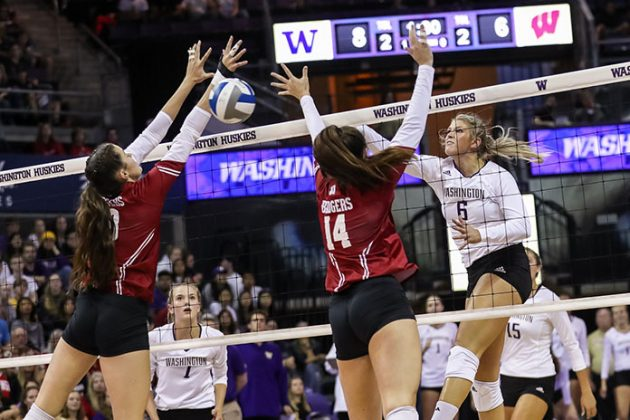 women's volleyball ncaa tournament 2019 - 630×420