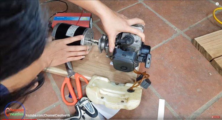چگونه یک ژنراتور را در 220 V ایجاد کنیم