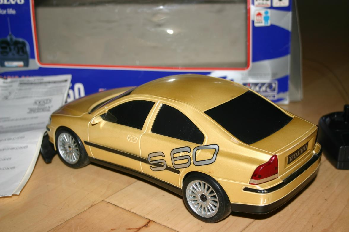 S60 Rc Car By Nikko 1 16 Scale Volvo Forums Volvo