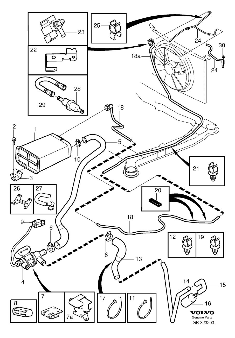 1998 volvo s70 parts diagram volvo wiring diagram images rh magicalillusions org