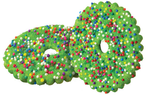 Voortman Festive Christmas Cookies