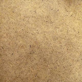 Côté du visage (lisse) de la carte de fibres noire