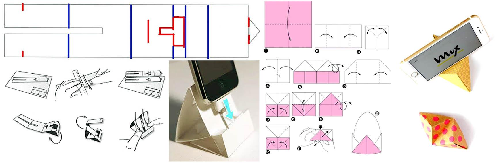 วิธีการให้การสนับสนุนภายใต้โทรศัพท์จากกระดาษ