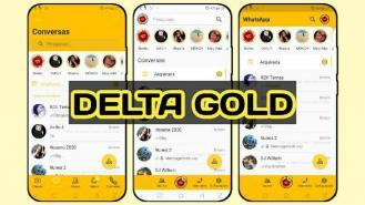 Delta WhatsApp Gold