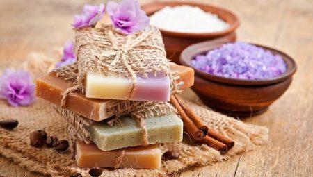 Как сделать мыло из обмылков своими руками?