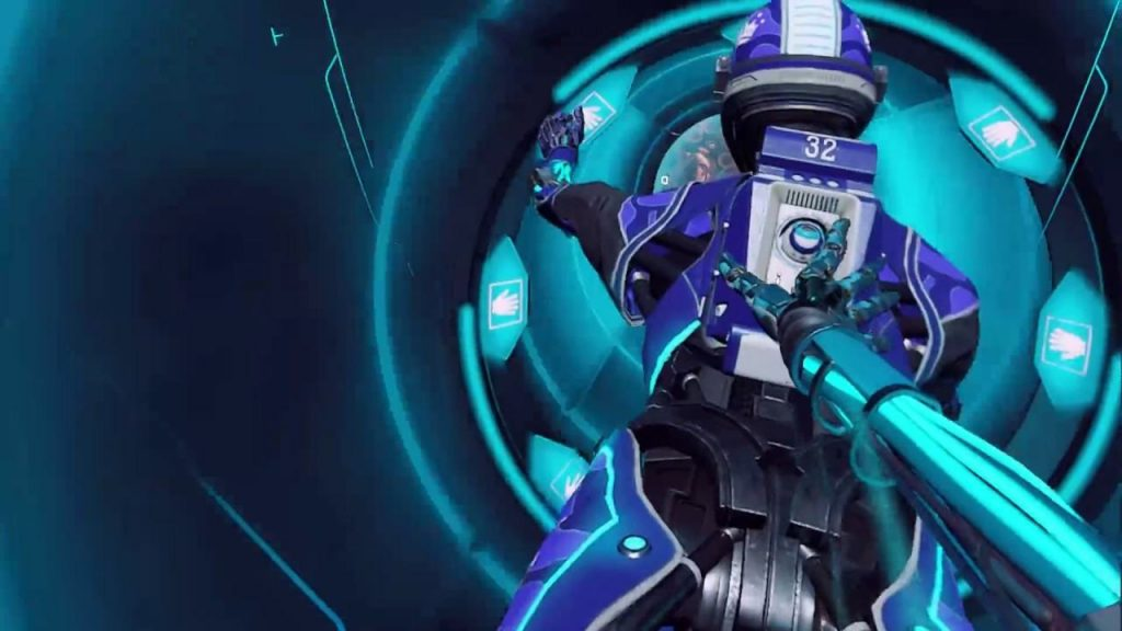 Echo Arena Beginner's Guide Tips Tricks Tactics Chain Launch