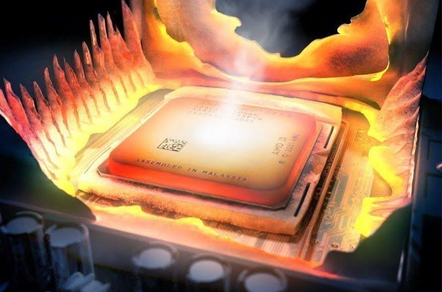 Критическая температура процессора и признаки перегрева