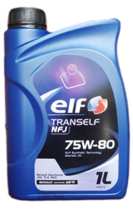 ELF Travel NFJ 75W80