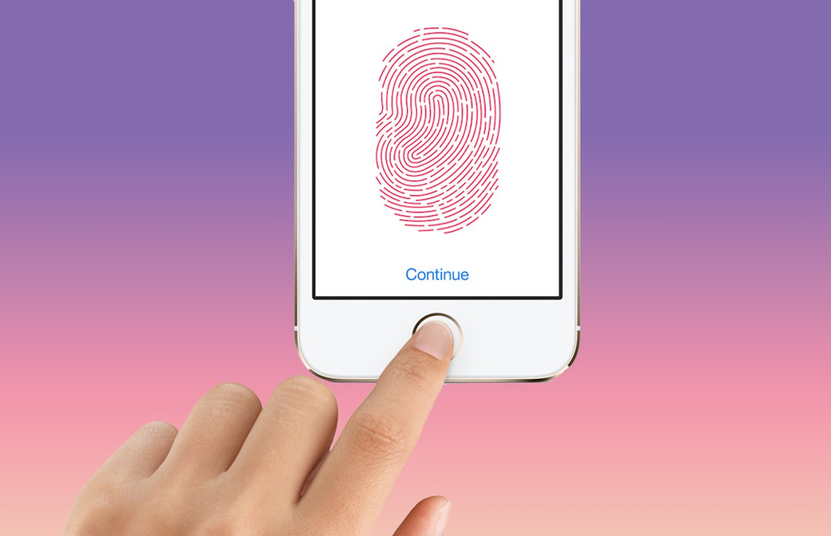 технологии Touch ID