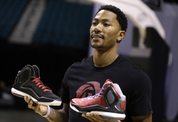 Adidas is About to Pay Derrick Rose $250 Million ...